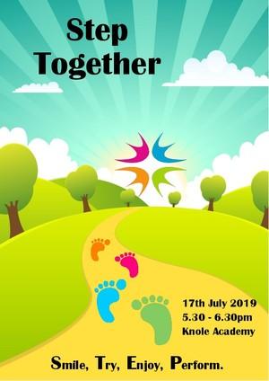 Step together flyer 2019