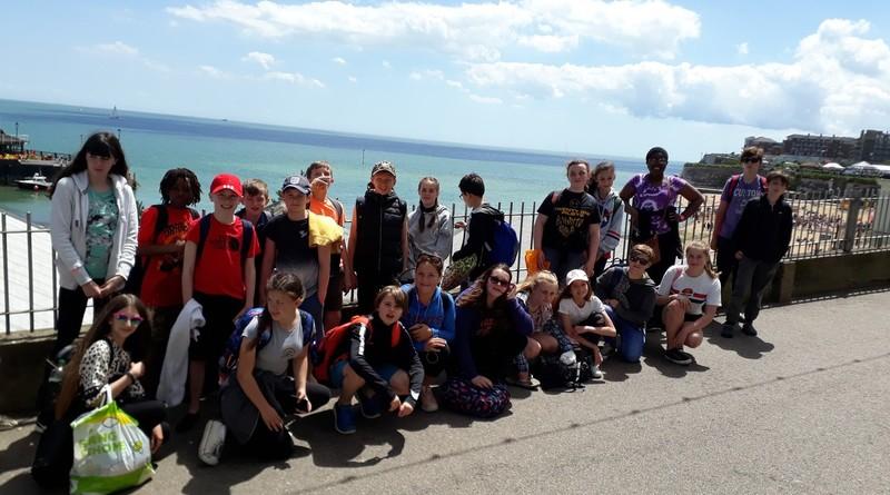 Science & Nature Club Seashore Safari Trip