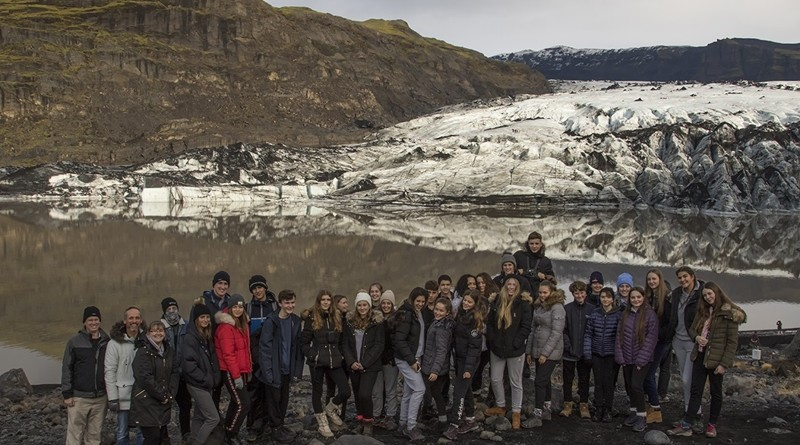 Iceland Geography Field Trip October 2019