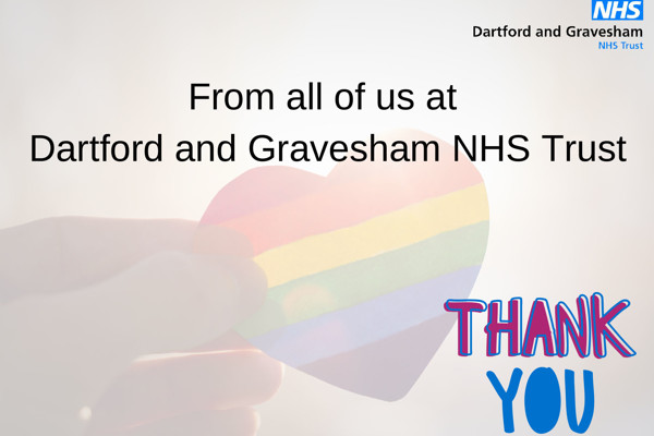 Nhs dartford gravesham thank you card 1