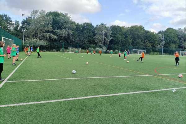Football summer school