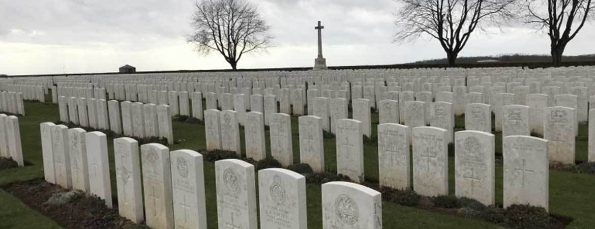 News - WW1 Battlefields Tour